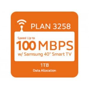 Broadband Watch Plan 3258