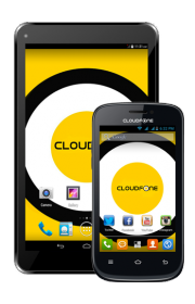 CloudFone Excite 400dx and CloudPad Epic 7 Bundle
