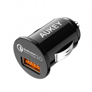 Aukey CC-T13 Car Charger with Quick Charge 3.0