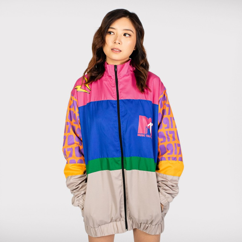 0917 MTV Windbreaker