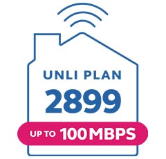 Globe At Home Unli Plan 2899