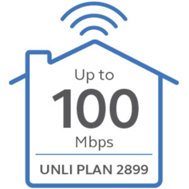 Globe At Home Go Unli Plan 2899