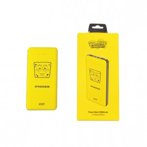 0917 Spongebob Powerbank