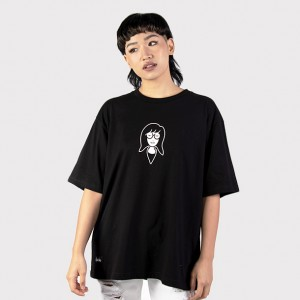 0917 About-Daria Oversized Shirt