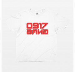 0917 x Bang Red Print Shirt