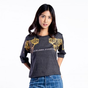 Aladdin Fearless Forever Crop Top