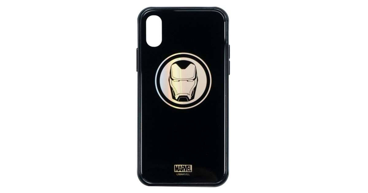 Avengers: Endgame - Iron Man Logo Case for iPhone | Globe Shop