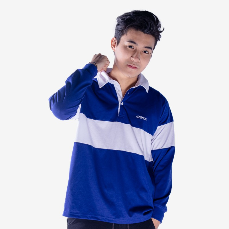 0917 Rugby Polo Shirt - Men