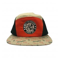 Camp 917 Color Combi Cap