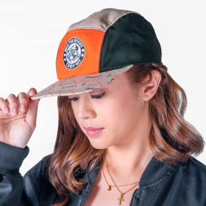 Camp 917 Color Combi Cap - Women