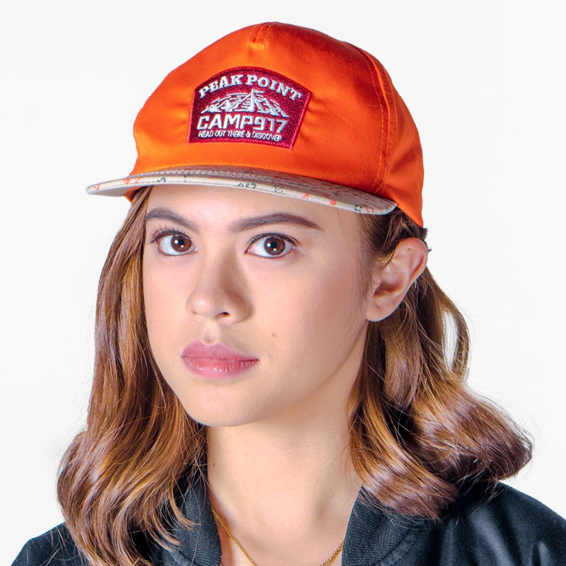 Camp 917 Snapback Cap - Women