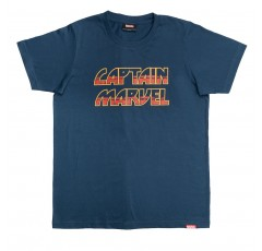 Captain Marvel Logo Shirt