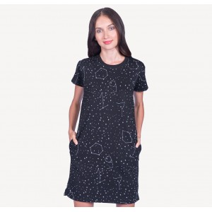 0917 Constellation Dress