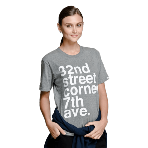 Globe Lifestyle TGT Address Graphic T-shirt