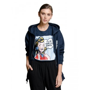 Globe Lifestyle Pop Girl Graphic T-shirt