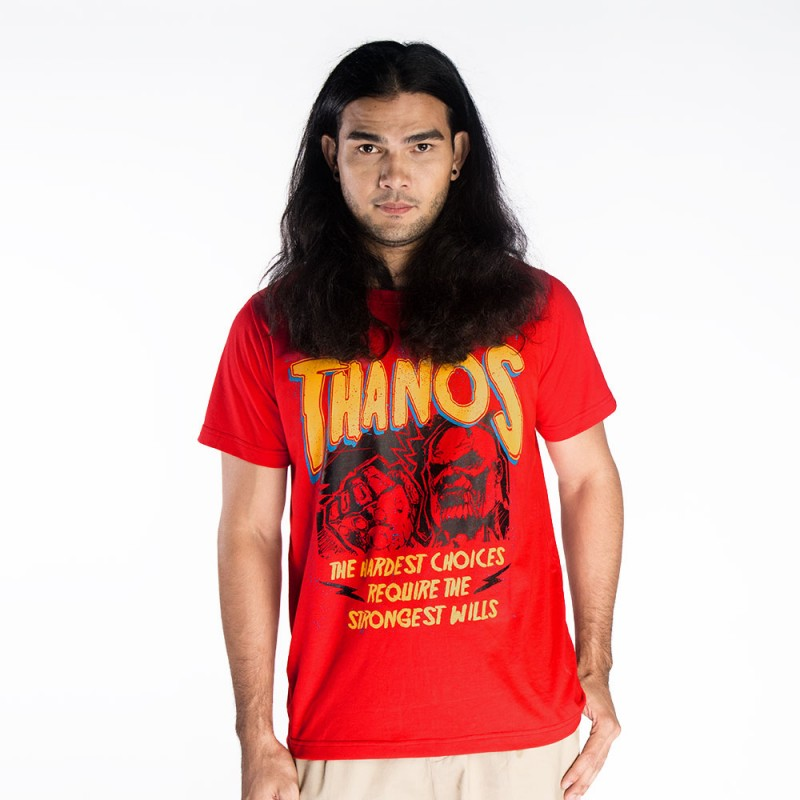 0917 Lifestyle Thanos Graphic Tee - Men