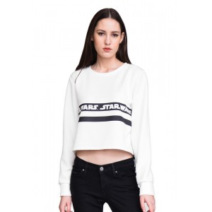 Star Wars Cropped Pullover