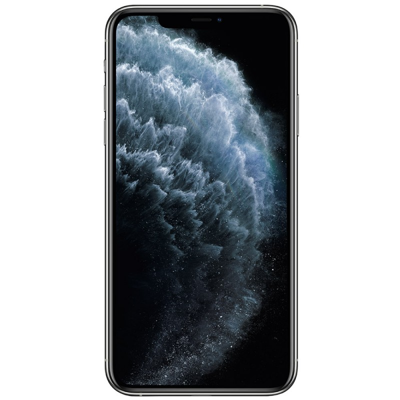 Apple iPhone 11 Pro Max - Silver - Front