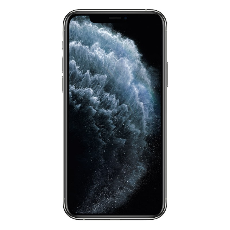 Apple iPhone 11 Pro - Silver - Front