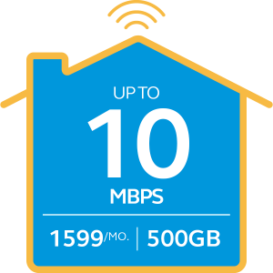 Broadband Plan 1599 Go Big