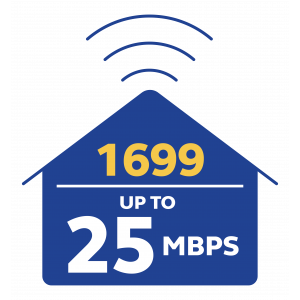 Globe At Home Unli Plan 1699 for HPW Users