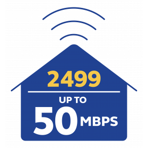 Globe At Home Unli Plan 2499 for HPW Users