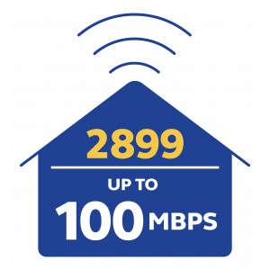 Globe At Home Unli Plan 2899 for HPW Users