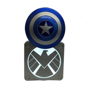 Marvel Captain America Shield Powerbank