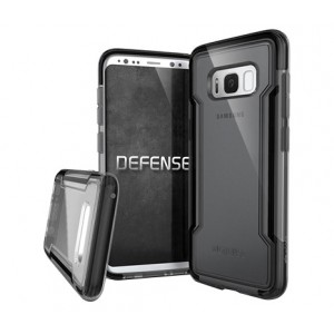 X-Doria Defense Clear for Samsung Galaxy S8