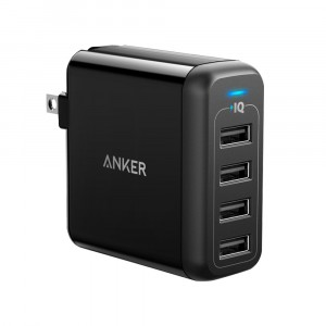 Anker PowerPort 4 Wall Charger