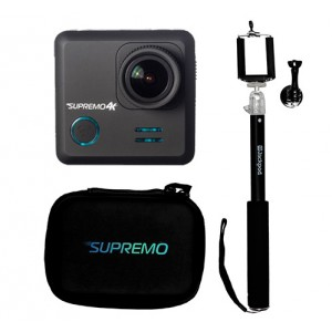 Supremo 4k WiFi Action Camera Bundles