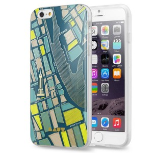 Laut Nomad New York iPhone 6s Case