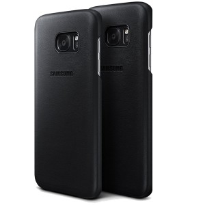 Samsung Galaxy S7 edge Leather Cover Case