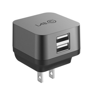 Lab C X2 USB Wall Charger
