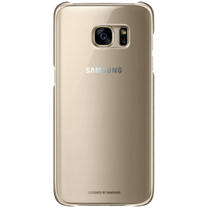 Samsung Galaxy S7 edge Clear Cover Case