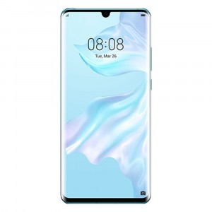 Huawei P30 Pro - Front - Breathing Crystal