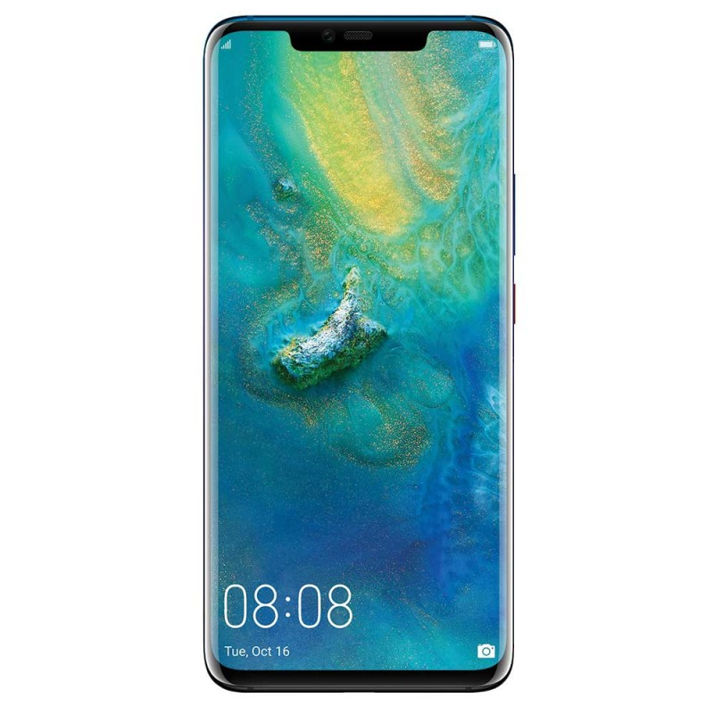 Huawei Mate 20 Pro-Emerald Green-Front View
