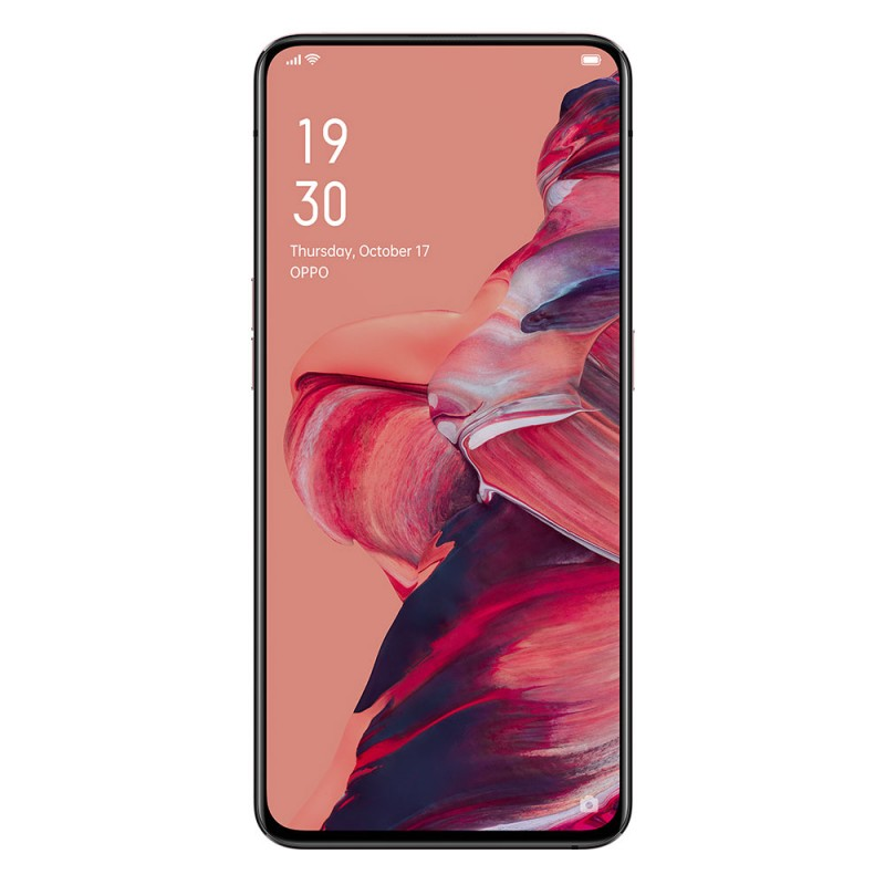 OPPO Reno2 - Sunset Pink - Front