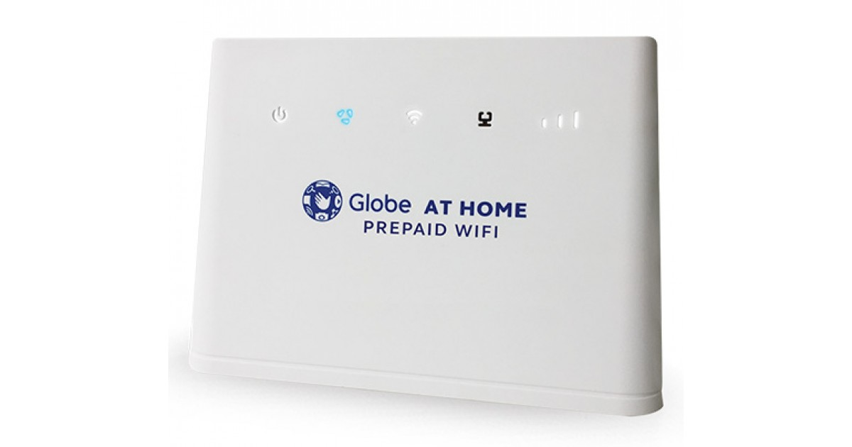 Globe At Home Prepaid WiFi Globe Online Shop - Prepaid home internet plans