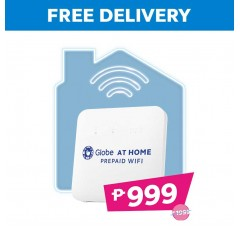 Globe At Home Prepaid WiFi