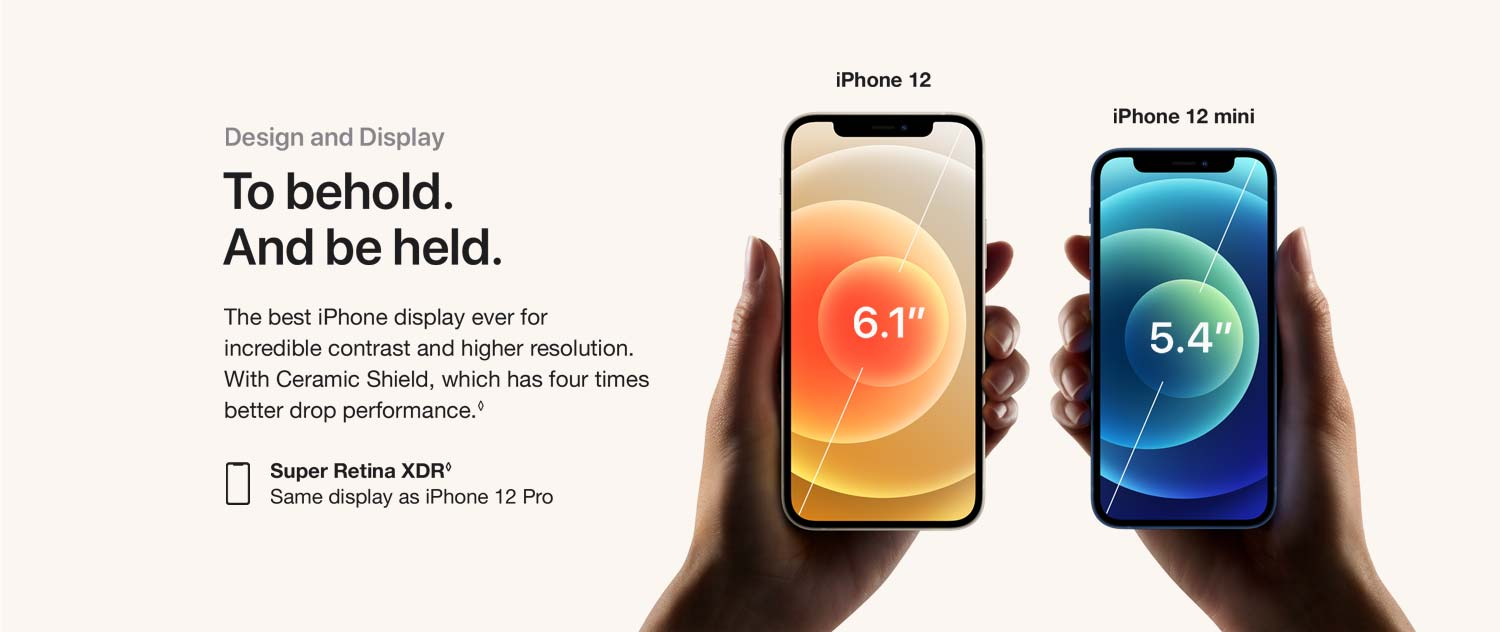 Iphone 12 Features