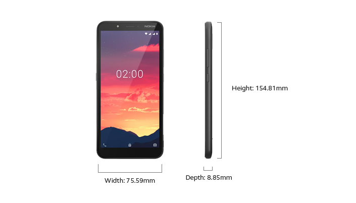 Nokia C2 - Device Only