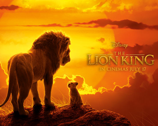 Get movie invites for 4 to Disney's The Lion King with Globe At Home Go UNLI!
