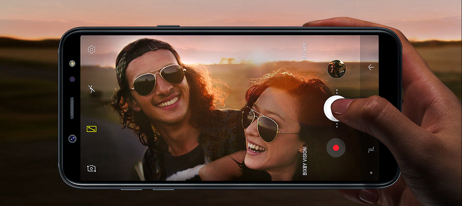 Samsung Galaxy A6 Plus Prepaid