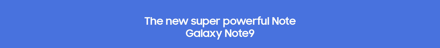 Samsung Galaxy Note9 Prepaid