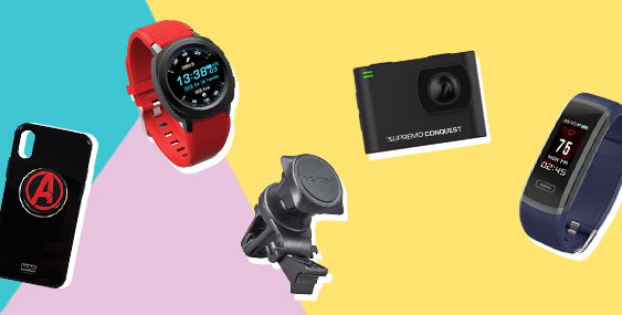 Connected Devices - Camera, Wearables, Car Kit | Globe Shop