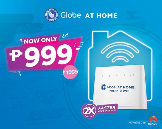 Home Prepaid Wifi Price