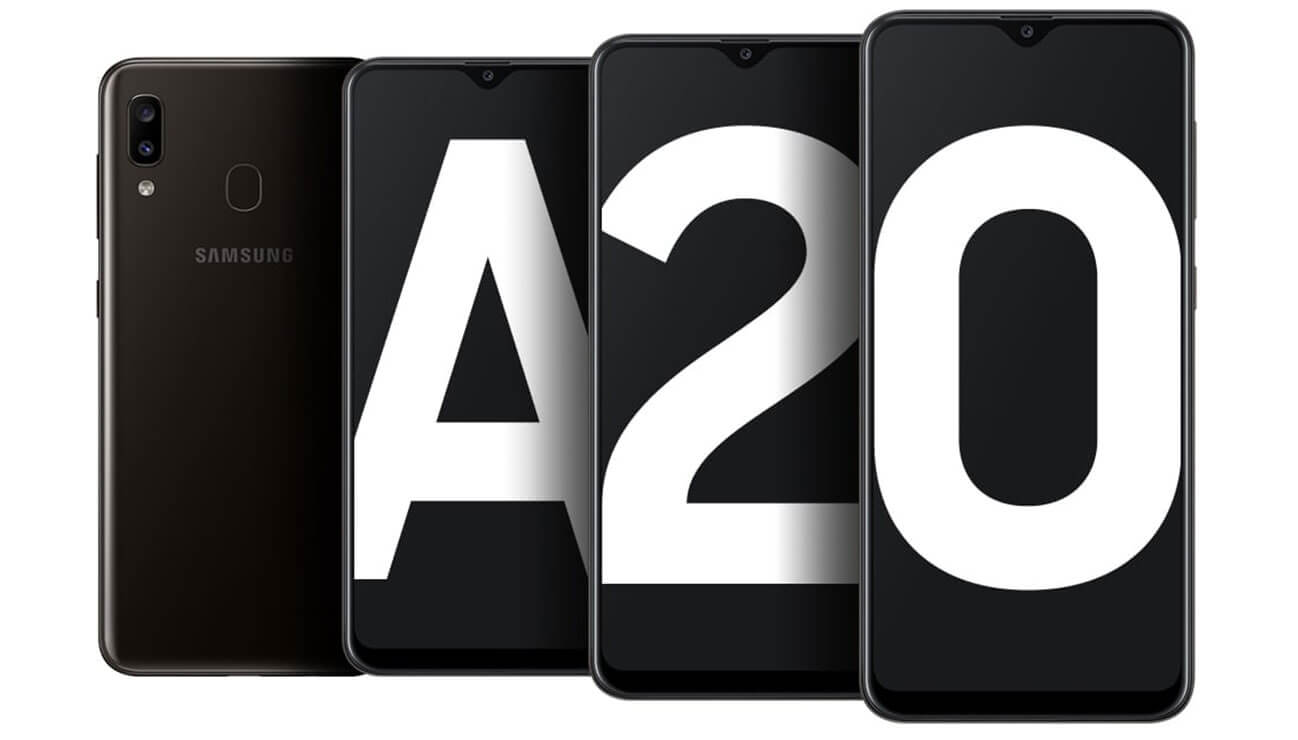 Samsung Galaxy a20 Phone