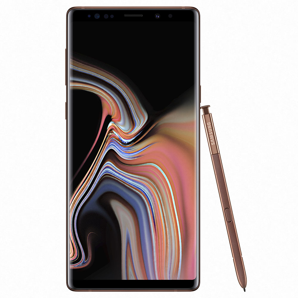Samsung Galaxy Note9 Metallic Copper