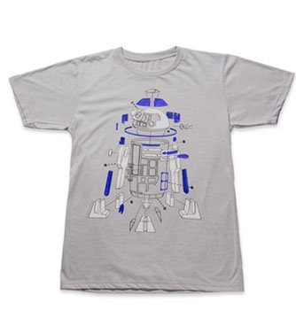 Star Wars R2D2 Shirt